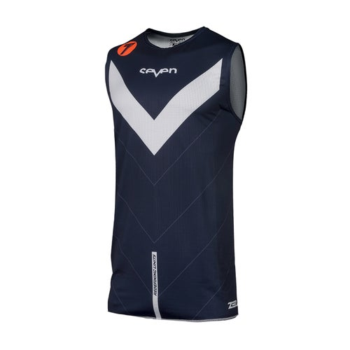 Seven 19.1 Zero Victory Over Motocross Jerseys - Navy Coral