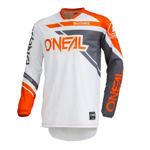Maglia MX O Neal Element Jersey Classic - Black