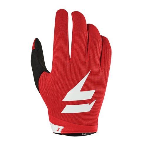 Shift Whit3 Label Air Enduro Motocross Gloves - Red