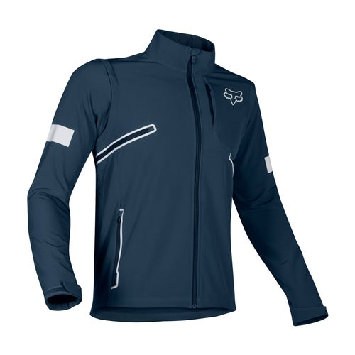 Fox Racing Legion Softshell Enduro Jacket - Navy