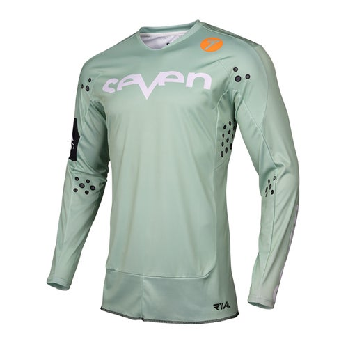 Camisola MX Seven 19.1 Rival Trooper - Paste