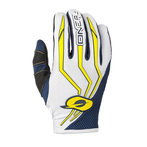 MX Glove O Neal Element - Blue/yellow