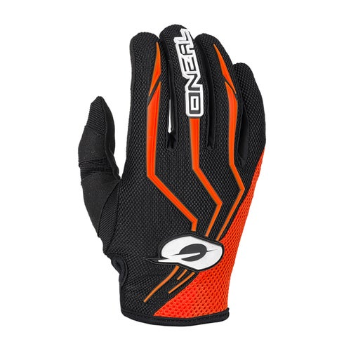 O Neal Element Motocross Gloves - Orange