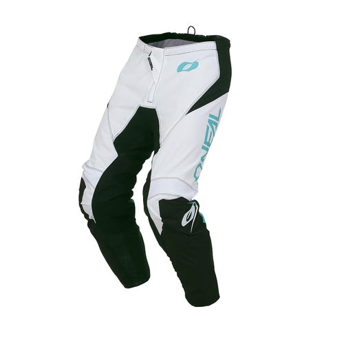 Pantaloni MX O Neal Element Pants Racewear - White