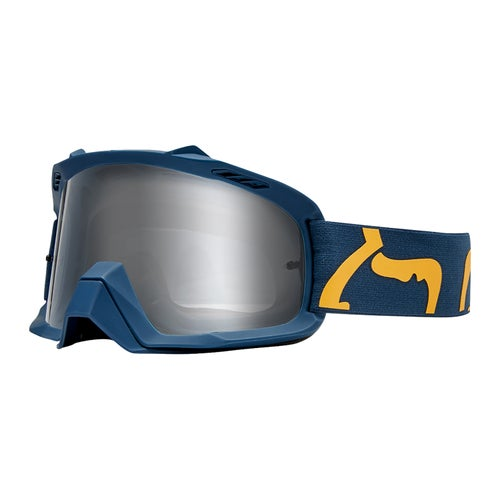 Fox Racing Air Space Race Goggles - Nvy/ylw