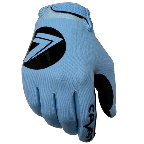Seven 19.1 Annex 7 Dot Motocross Gloves - Blue
