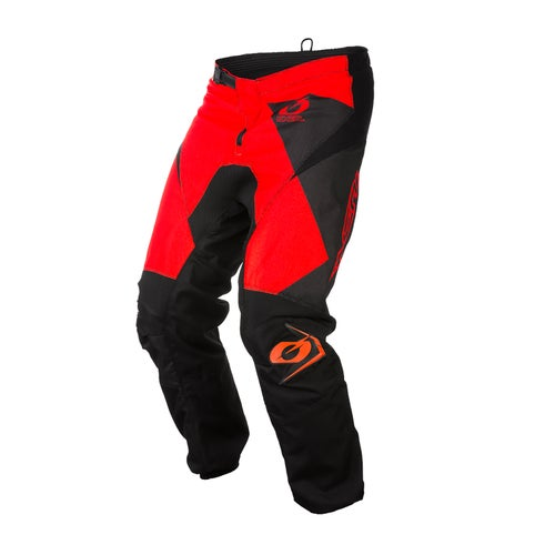 Pantaloni MX O Neal Matrix Pants Ridewear - Red