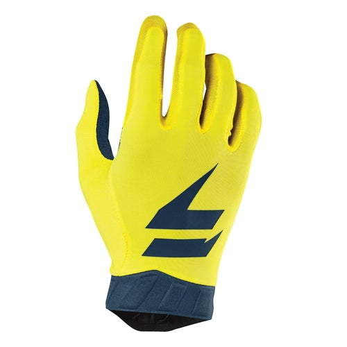 Shift 3lack Label Enduro and Motocross Gloves - Yellow