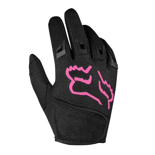Fox Racing Dirtpaw race Enduro and Youth Motocross Gloves - Black Pink
