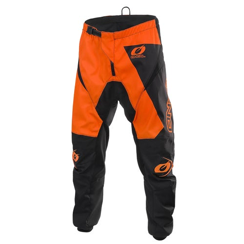 Pantaloni MX O Neal Matrix Pants Ridewear - Orange