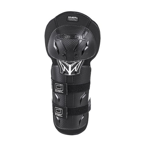 Ginocchiere O Neal Pro Iii Carbon Look Knee Guard - Black