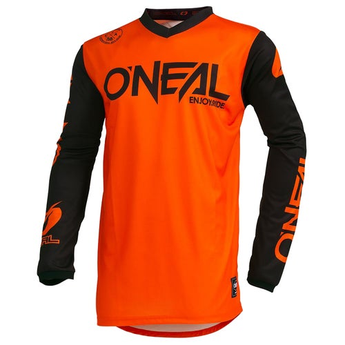 O Neal Threat Rider Motocross Jerseys - Orange
