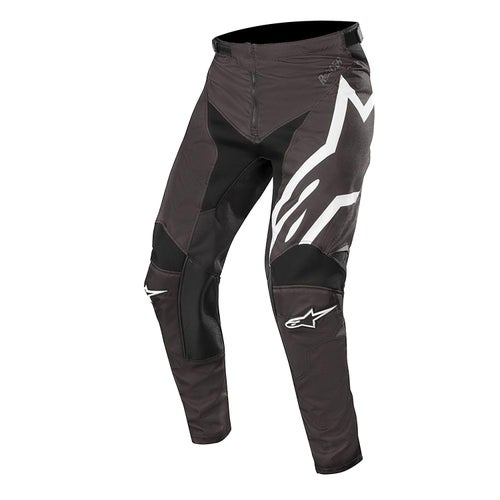 Alpinestars Racer Graphite Motocross Pants - Black Anthracite