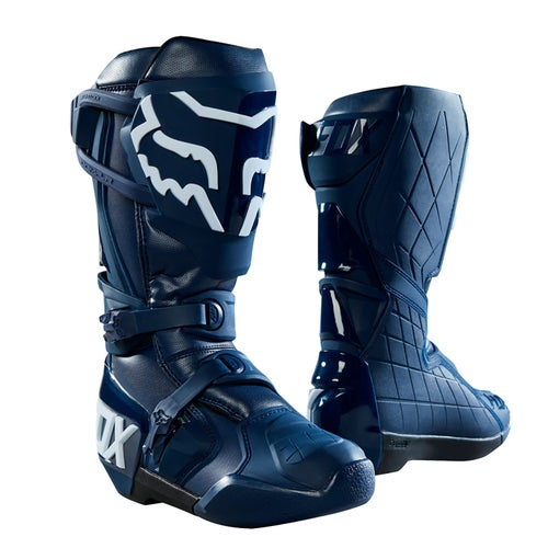 Fox Racing Comp R Idol Motocross Boots - Navy