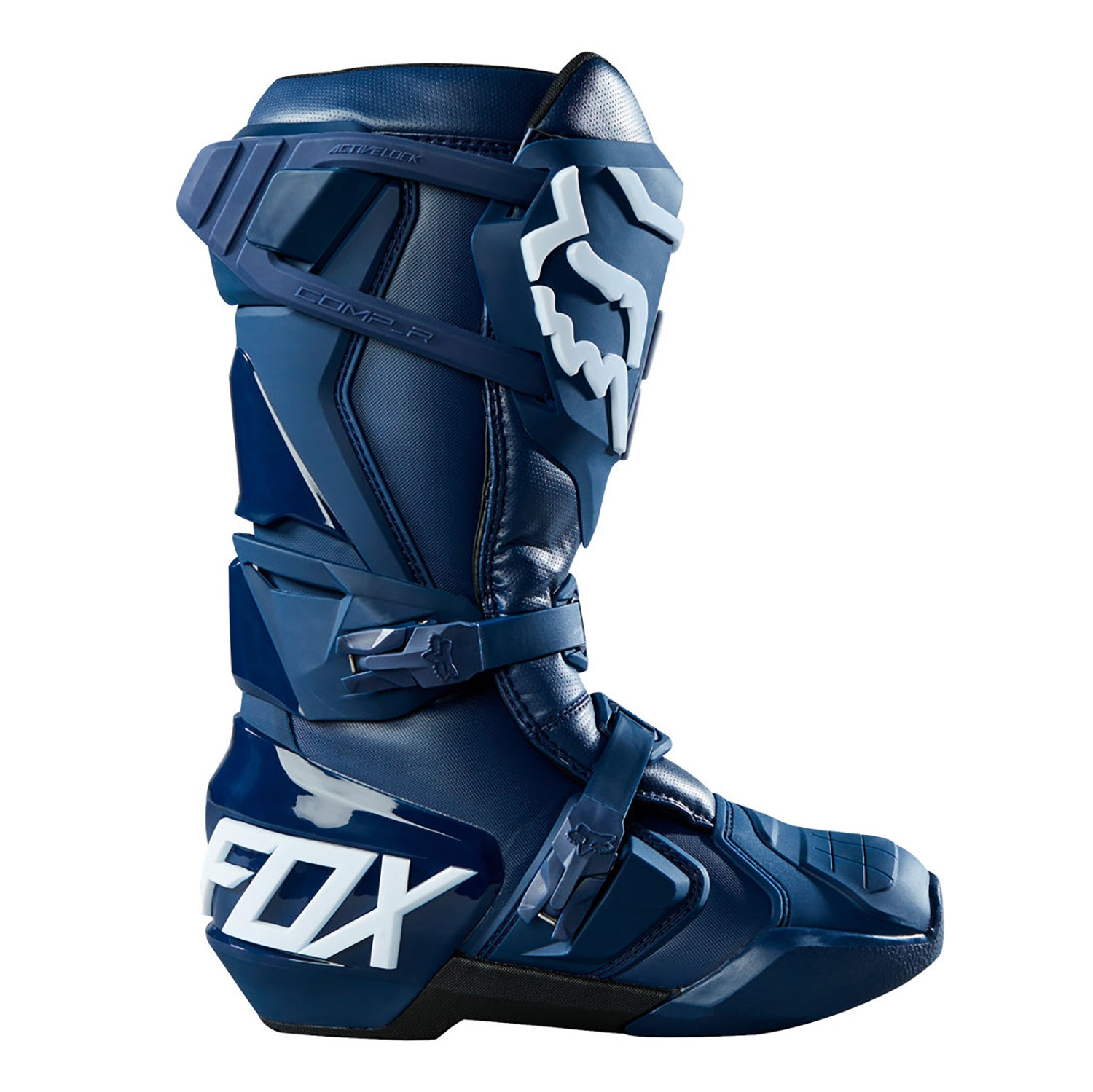 Fox Racing Comp R Idol Motocross Boots from Dirtbikebitz