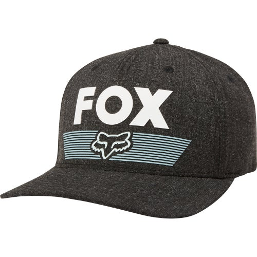 Fox Racing Aviator Flexfit Cap - Black