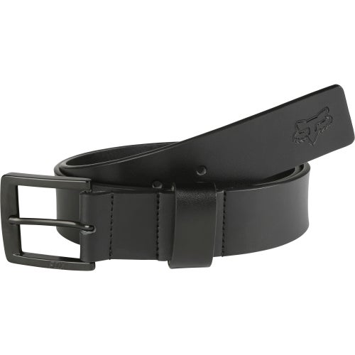 Fox Racing Briarcliff 2 Leather Belt - Black