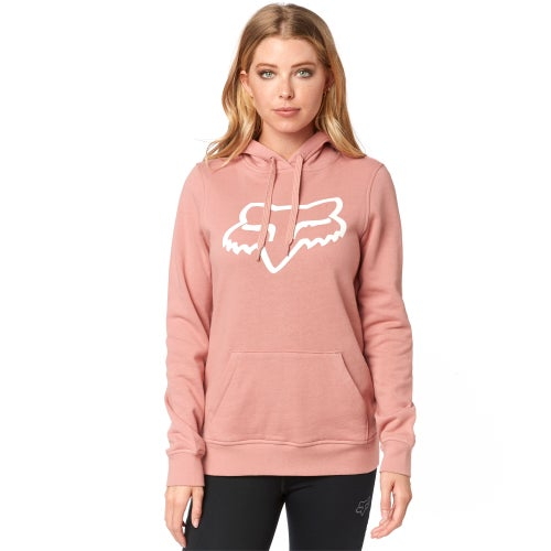 Fox Racing Centered Dames Pullover Hoody - Blsh