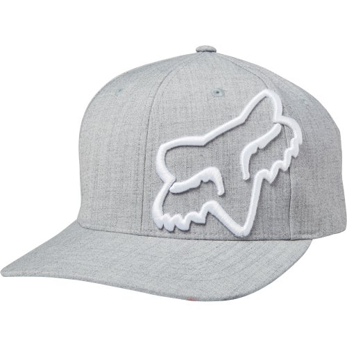 Fox Racing Clouded Flexfit Cap - Stl Gry
