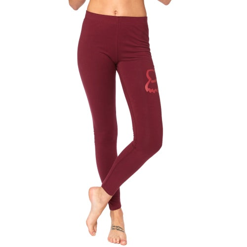 Fox Racing Enduration Womens Leggings - Crnbry