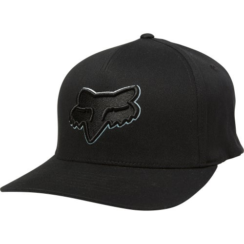 Fox Racing Epicycle Flexfit Cap - Blk/blk