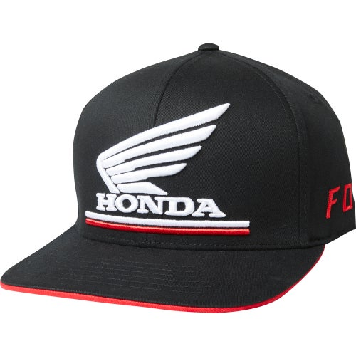 Fox Racing Honda Flexfit Cap - Blk