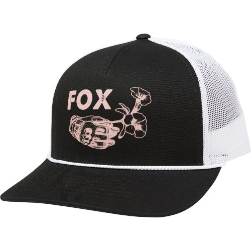 Fox Racing Live Fast Womens Cap - Blk