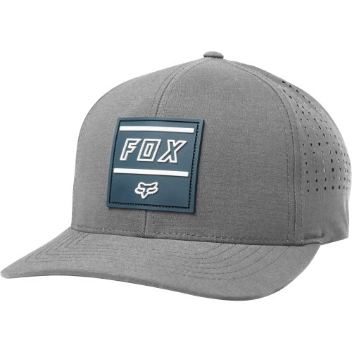 Fox Racing Midway Flexfit Cap - Drk Gry