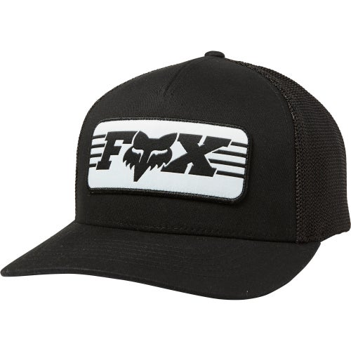 Fox Racing Muffler Flexfit Cap - Black