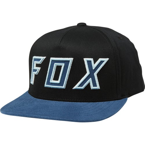 Fox Racing Posessed Snapback Cap - Blk/nvy