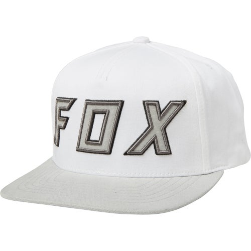 Fox Racing Posessed Snapback Cap - Wht