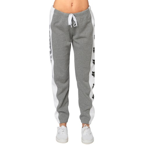Fox Racing Team Fox Fleece Jogging Pants - Htr Graph