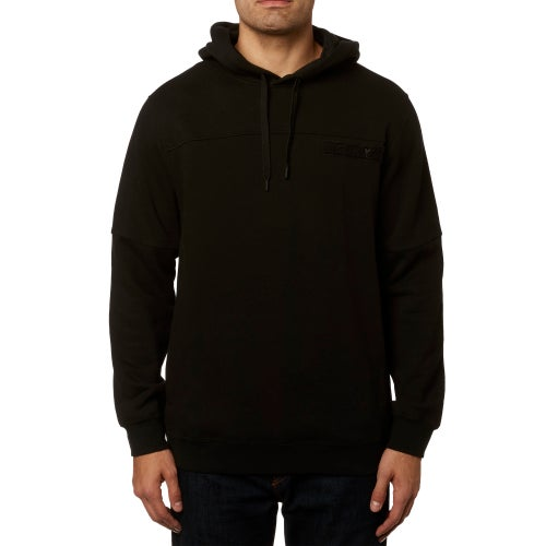 Fox Racing The Sd Fleece Pullover Hoody - Blk