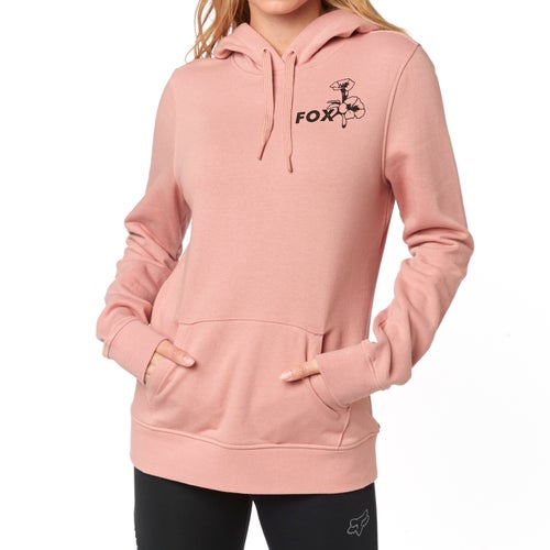 Fox Racing Live Fast Womens Pullover Hoody - Blsh