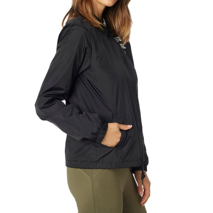 Fox Racing Pit Stop Coaches Womens Jacket