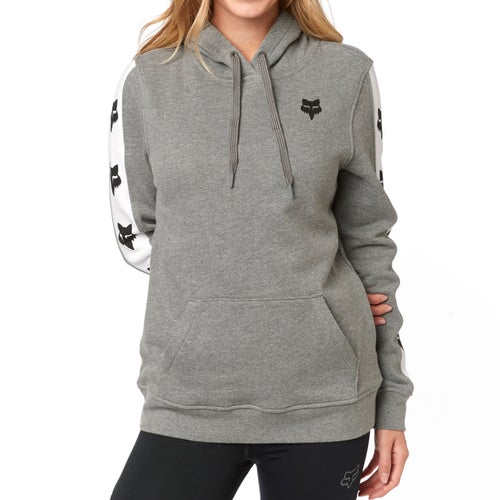 Fox Racing Team Fox Dames Pullover Hoody - Htr Graph