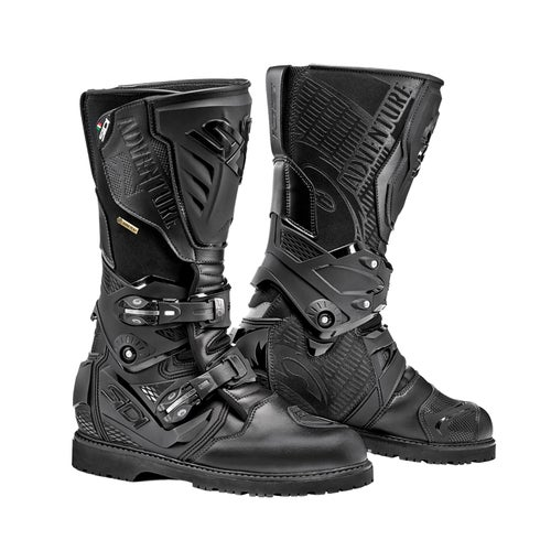 Sidi Adventure 2 Gore Motocross Boots - Black