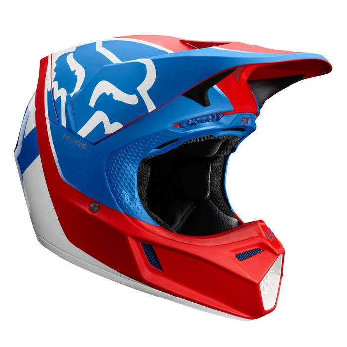 Fox Racing V3 Kila Kask MX