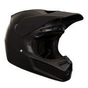 Casco MX Fox Racing V3 Matte Carbon