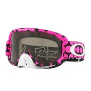 Troy Lee Designs Collection Faded Dot Pink ~ Dark Grey
