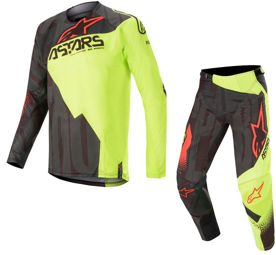 Alpinestars Techstar Factory Kit Combos from Dirtbikebitz