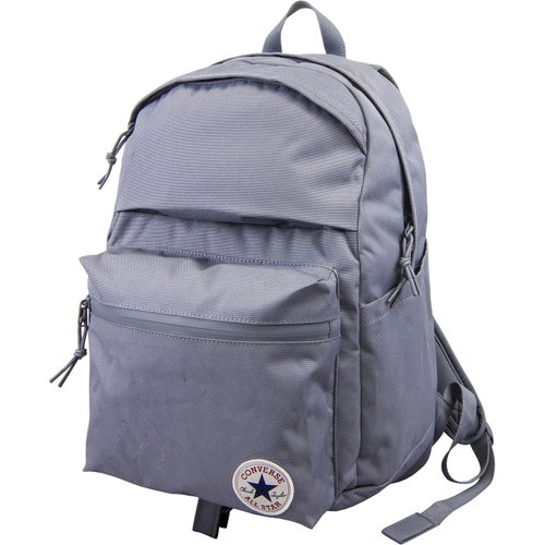 0fbe1597f5 Converse Poly Chuck Plus 1.0 Rucksack - Grey