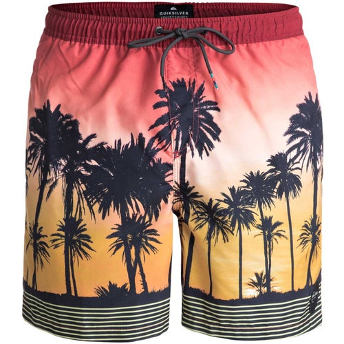 a666bde76b Quiksilver Sunset Vibes Volley 17 Mens Shorts at Extremepie.com