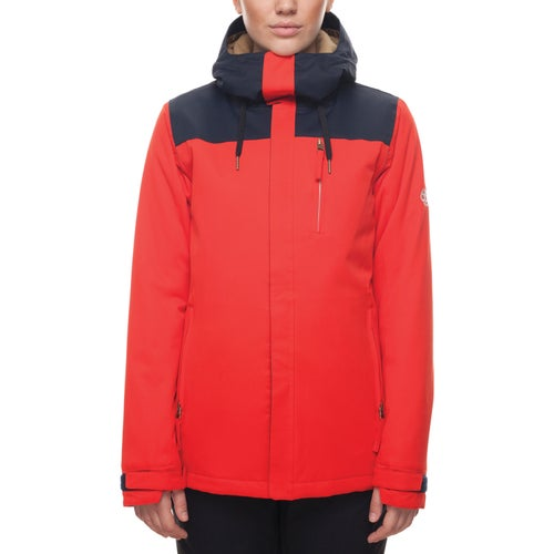 686 Eden Insulated Womens Snowboard Jacket At Extremepie