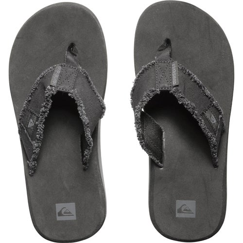 1428d6378a42 Quiksilver Monkey Abyss Mens Flip Flops at Extremepie.com