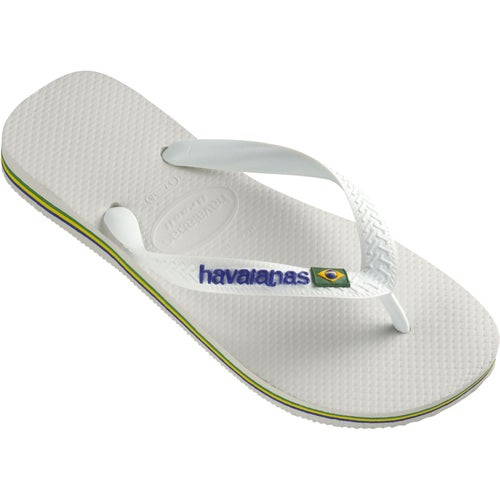 9716d463f1c0a2 Havaianas Brasil Logo Flip Flops at Extremepie.com