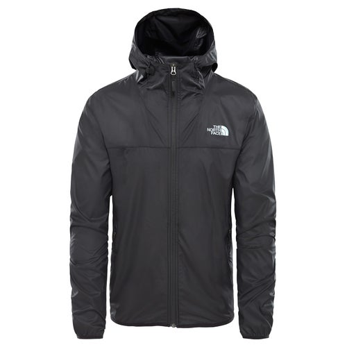 North Face Cyclone 2 Hooded Mens Jacket - Black a90f07ab61fe