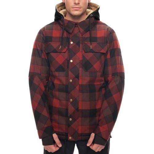 686 Woodland Insulated Snowboard Jacket At Extremepie
