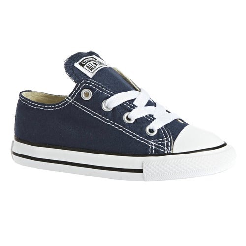 1330a0c897d3cd Converse Chuck Taylor All Stars Ox Kids Toddler Trainers at Extremepie.com