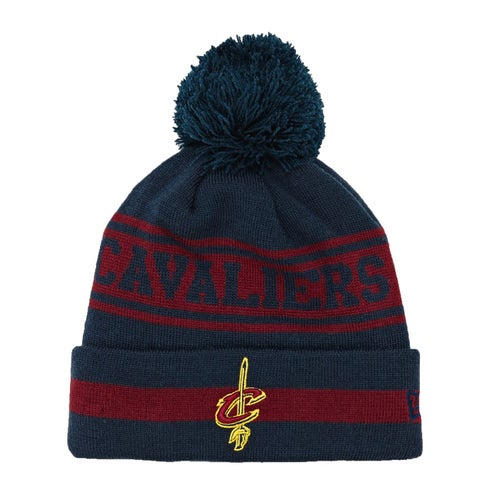 70cd0567469077 New Era Team Jake Beanie Hat. Cleveland Cavaliers
